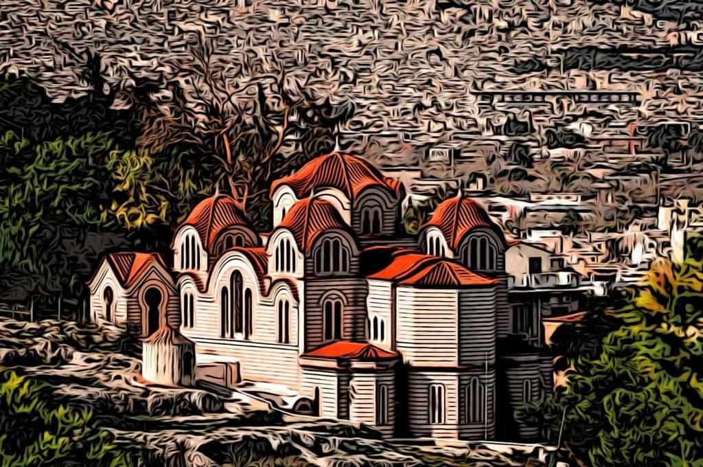 Athens Churches